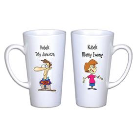Komplet kubków latte dla Rodziców 02