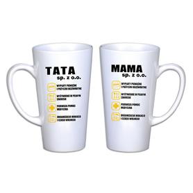 Komplet kubków latte dla Rodziców 05