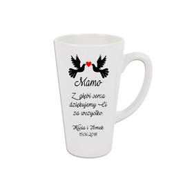 Kubek latte podziękowanie dla Rodziców 03
