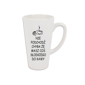 Kubek latte z Napisami 02