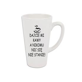 Kubek latte z Napisami 03