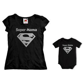 Komplet koszulka dla Mamy + body C03