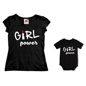 Komplet koszulka dla Mamy + body C04