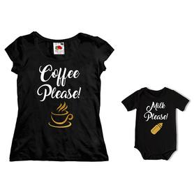 Komplet koszulka dla Mamy + body C20