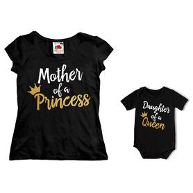 Komplet koszulka dla Mamy + body C24