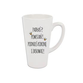 Kubek latte z Napisami 21