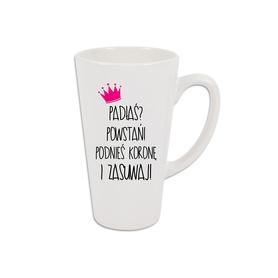 Kubek latte z Napisami 23