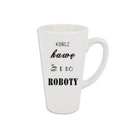 Kubek latte z Napisami 25