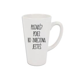 Kubek latte z Napisami 26