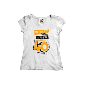 Koszulka damska na urodziny 05
