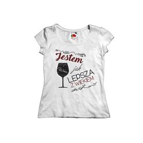 Koszulka damska na urodziny 10