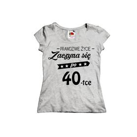Koszulka damska na urodziny 16