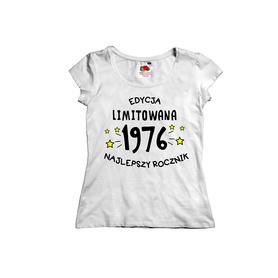 Koszulka damska na urodziny 20