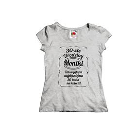 Koszulka damska na urodziny 24