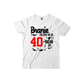 Koszulka męska na urodziny 06