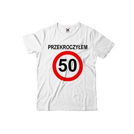 Koszulka męska na urodziny 08