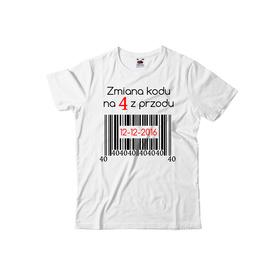 Koszulka męska na urodziny 13