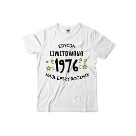 Koszulka męska na urodziny 20