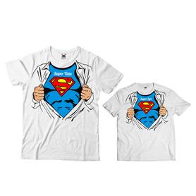 Komplet koszulek dla Taty i Syna 02