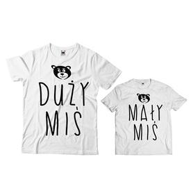 Komplet koszulek dla Taty i Syna 06