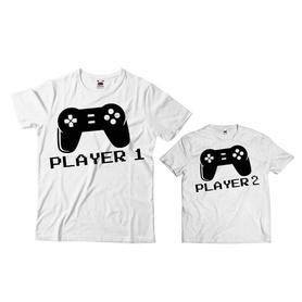Komplet koszulek dla Taty i Syna 07