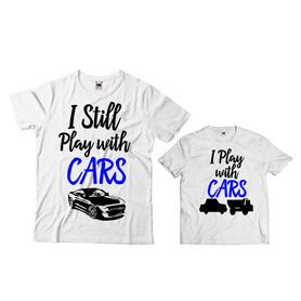 Komplet koszulek dla Taty i Syna 08