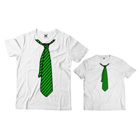 Komplet koszulek dla Taty i Syna 11