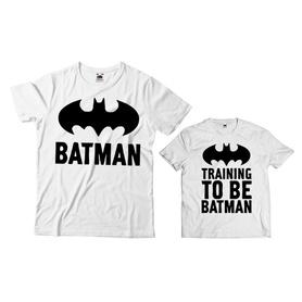 Komplet koszulek dla Taty i Syna 23