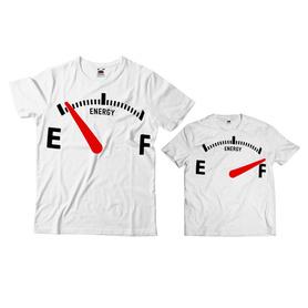 Komplet koszulek dla Taty i Syna 24