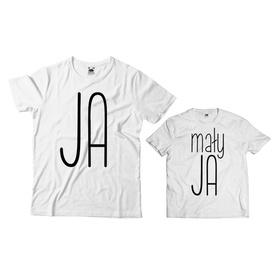 Komplet koszulek dla Taty i Syna 25