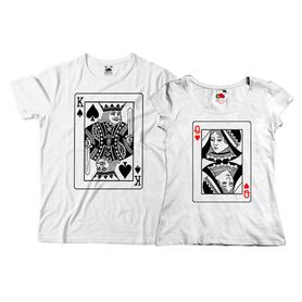 Komplet koszulek dla Pary 06