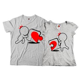 Komplet koszulek dla Pary 10