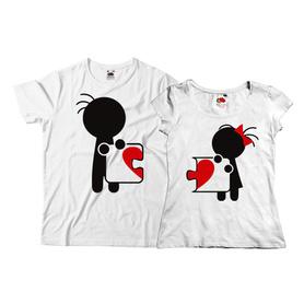 Komplet koszulek dla Pary 11