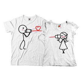 Komplet koszulek dla Pary 13