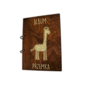 Album brązowy dla Dziecka 02