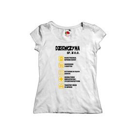 Koszulka dla Dziewczyny 10
