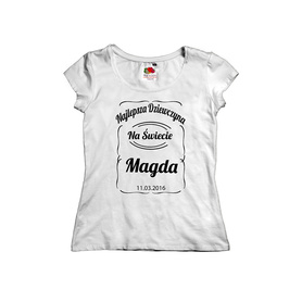 Koszulka dla Dziewczyny 15
