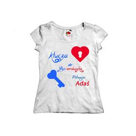 Koszulka dla Dziewczyny 21