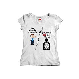 Koszulka dla Dziewczyny 27