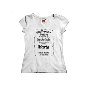 Koszulka dla Mamy 05