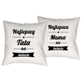Komplet poduszek dla Rodziców 03
