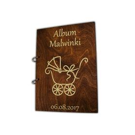 Album brązowy dla Dziecka 10