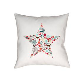 Poduszka na Święta 06