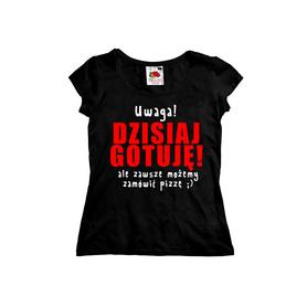 Koszulka dla Kucharki 07