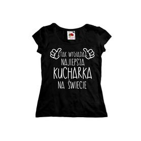 Koszulka dla Kucharki 15