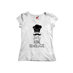 Koszulka dla Kucharki 25