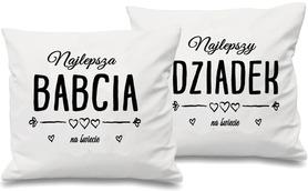 Komplet poduszek dla Dziadków 04