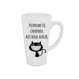 Kubek latte dla Kociary 15