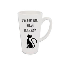 Kubek latte dla Kociary 16