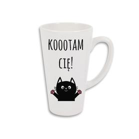 Kubek latte dla Kociary 13